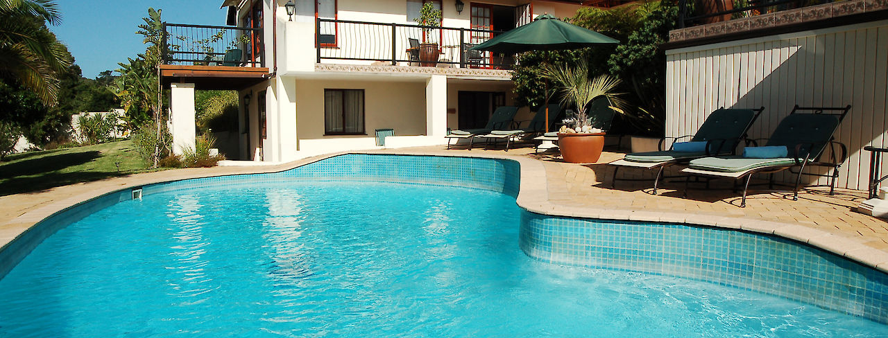 Pool der Knysna Country Lodge